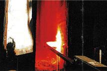 コークス炉溶射補修工事
